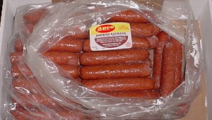 Polish Sausage Links Bulk