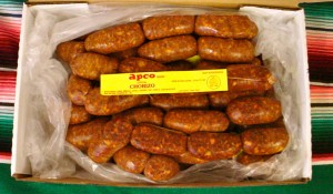 Chorizo Especial Natural Casing Bulk Links