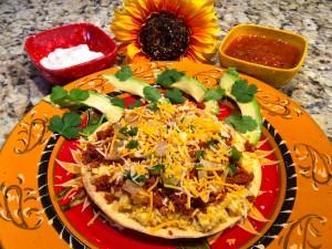 Recipe Chorizo Chalupas