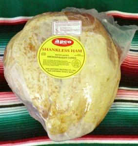 Shankless Ham